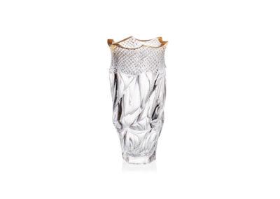 FLAMENCO vase 300 Pyramid & Gold 2_5