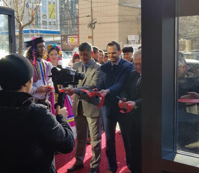 Opening a new shop in Bishkek